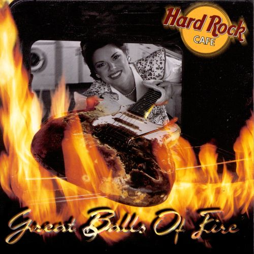 Hard Rock Cafe: Great Balls of Fire
