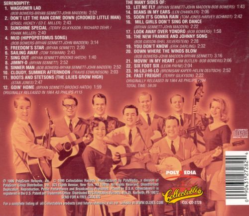 Serendipity Singers/Many Sides of the Serendipity Singers