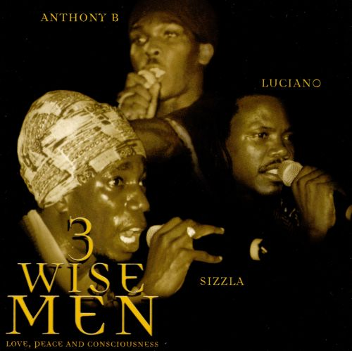 3 Wise Men: Love Peace & Consciousness