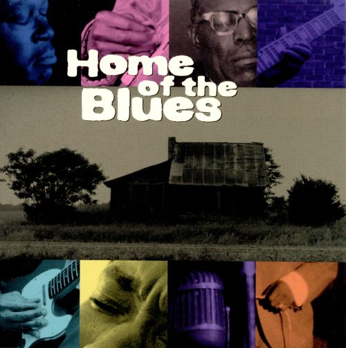 Home of the Blues [MCA]