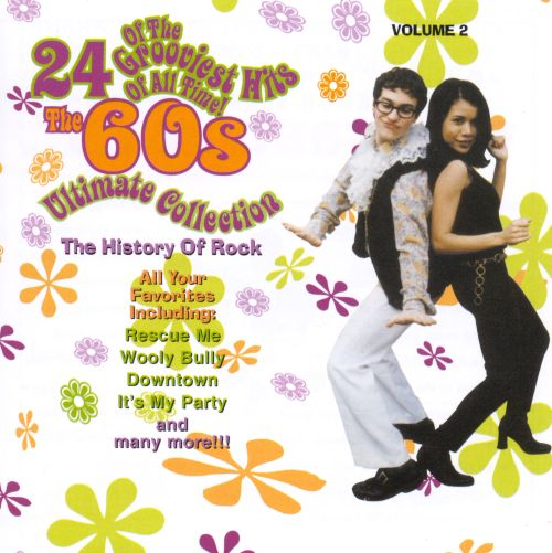 60's Ultimate Collection, Vol. 2: The History of Rock