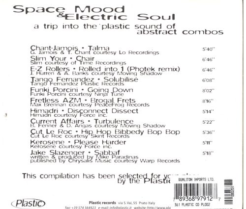 Space Mood & Electric Soul