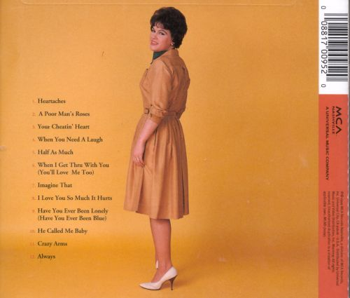 20th Century Masters: The Millennium Collection: Best of Patsy Cline