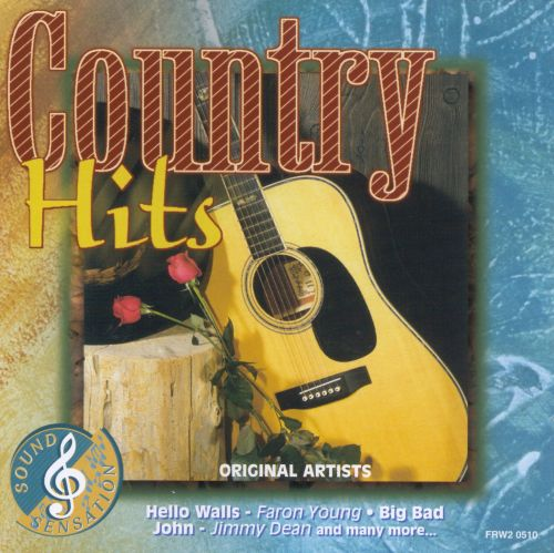 Sound & Sensation: Country Hits