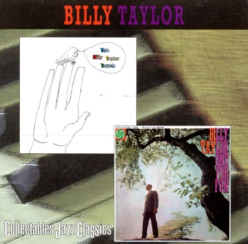 Billy Taylor Touch/One for Fun