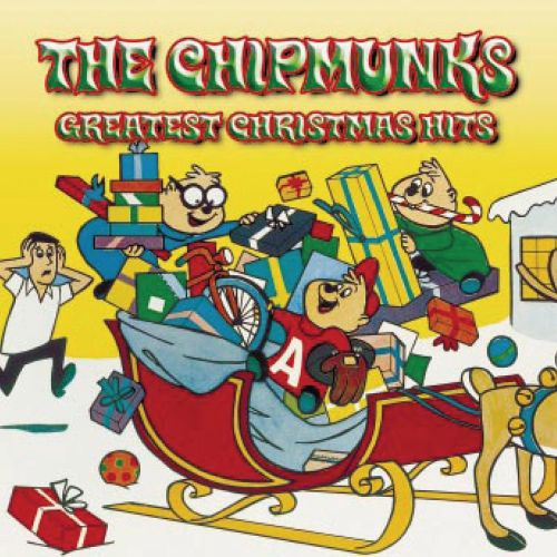 Alvin And The Chipmunks Christmas.The Chipmunks Greatest Christmas Hits Alvin The