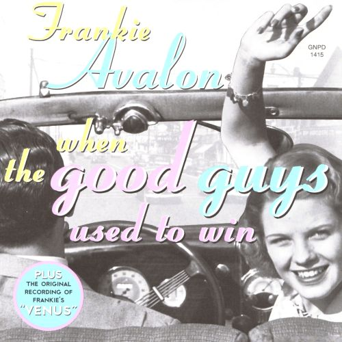 When the Good Guys Used to Win [CD/Cassette Single]