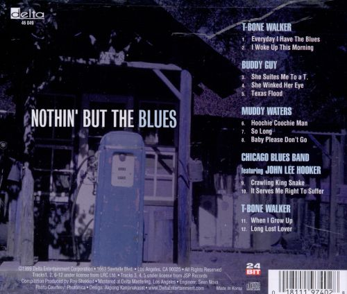 Nothin' But the Blues, Vol. 1