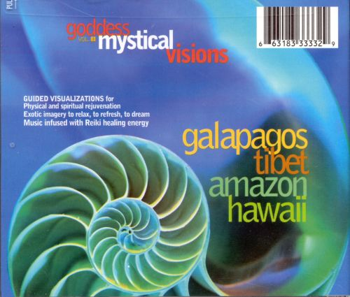 Goddess Mystical Visions, Vol. 3