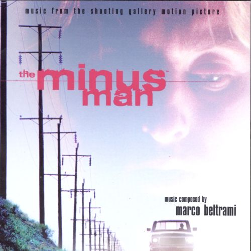 The Minus Man [Music from the Motion Picture]