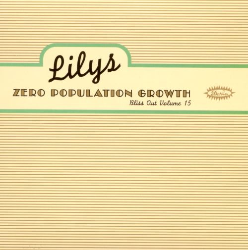 Zero Population Growth: Bliss Out 15