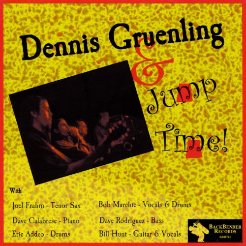 Dennis Gruenling and Jump Time