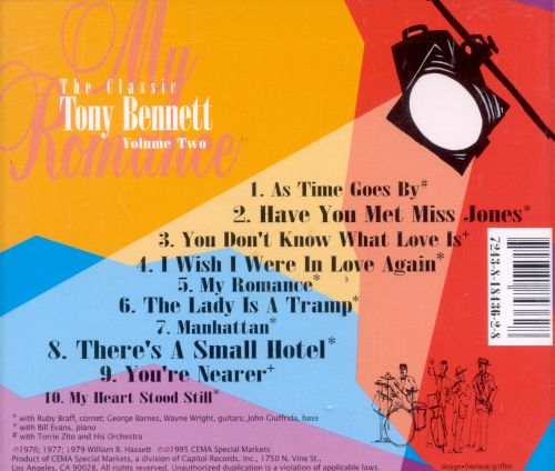 The Classic Tony Bennett, Vol. 2
