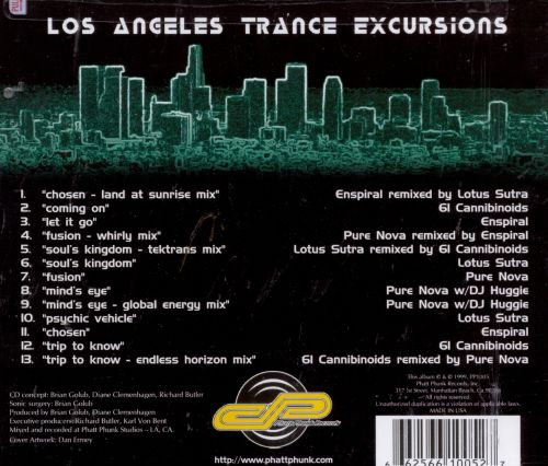 Late Los Angeles Trance