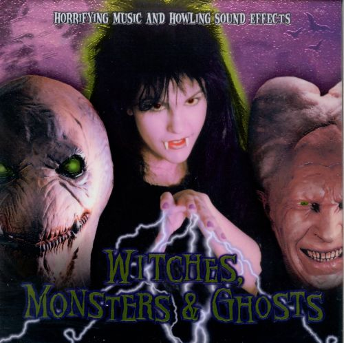 Witches, Monsters & Ghosts