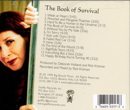 Book of Survival