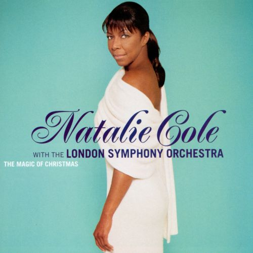 The Magic of Christmas - Natalie Cole | Songs, Reviews, Credits ...