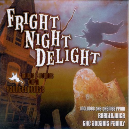 Haunted House Browser Game: Fright Night Delight: Music And Sound For A Haunted House