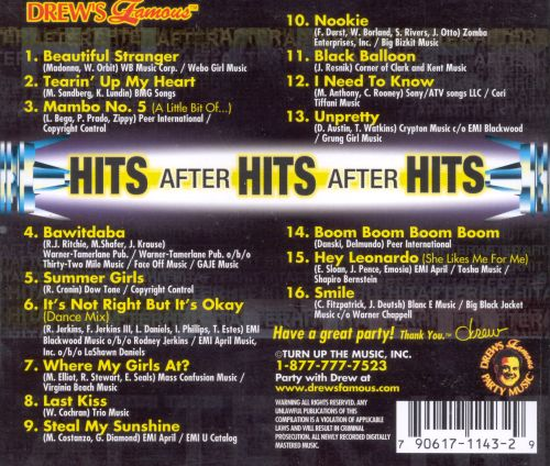 Hits After Hits After Hits