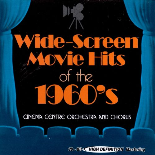 Wide Screen Movie Hits of 1960's