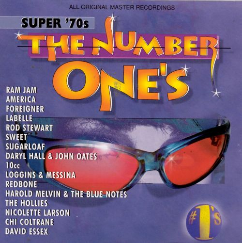 Number Ones: The Super 70's