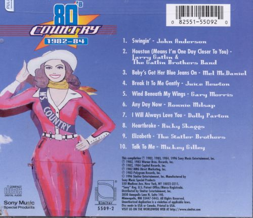 80's Country: 1982-1984