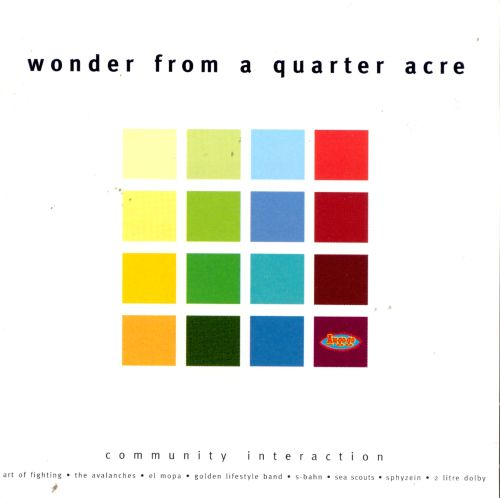 Wonder from a Quarter Acre