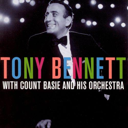 Tony Bennett with Count Basie