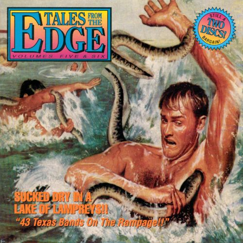Tales From the Edge: Volumes 5 & 6