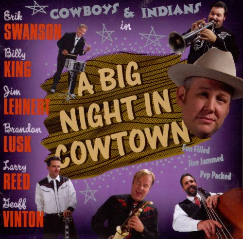 A Big Night in Cowtown