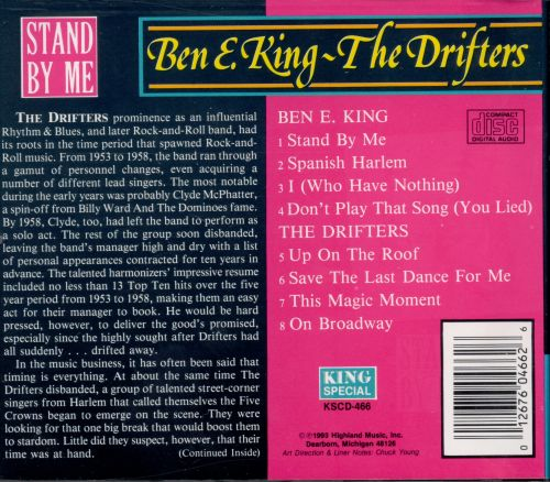 Stand by Me [King]