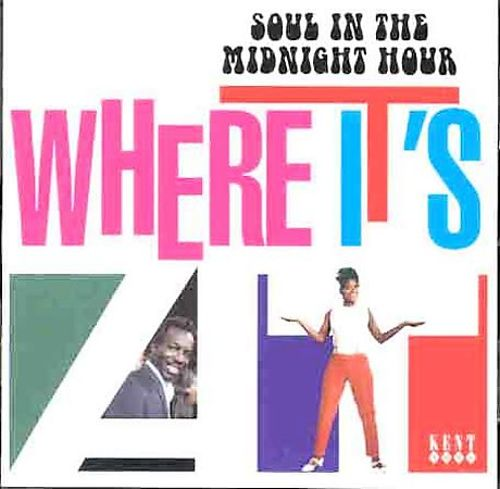 Where It's At: Soul in the Midnight Hour