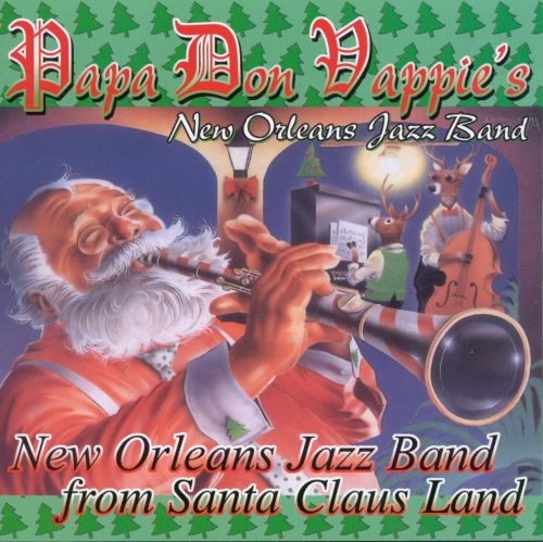New Orleans Jazz Band from Santa Claus Land