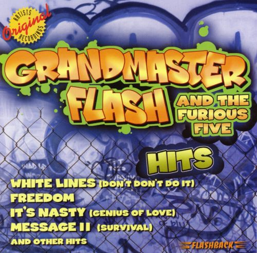 Grandmaster flash and the furious five the message meaning
