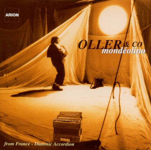 Mondeolino: From France Diatonic Accordion