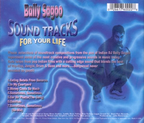 Soundtracks: For Your Life