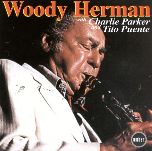 With Charlie Parker And Tito Puente