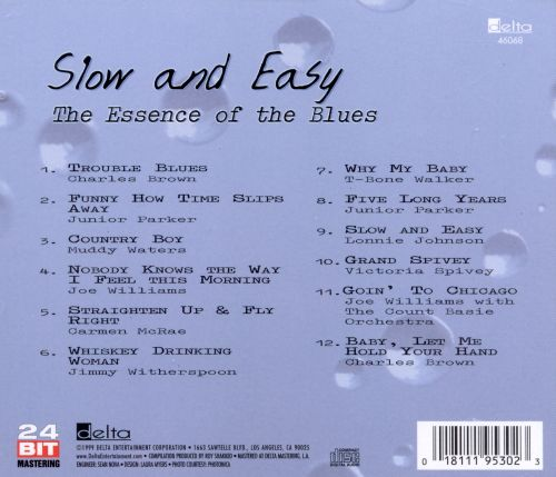 Slow and Easy [Delta]