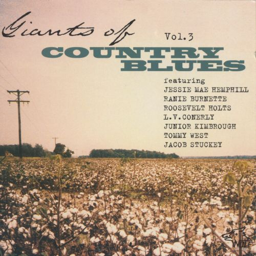 Giants of Country Blues, Vol. 3