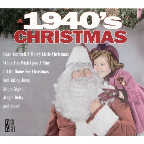 1940's Christmas [Delta/Laserlight 2 CD] - Various Artists | Songs ...