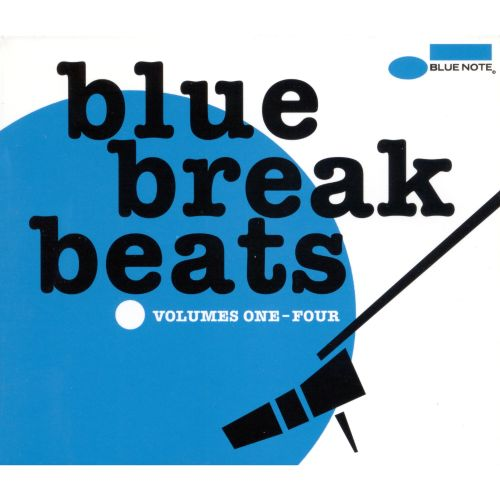Blue Break Beats, Vol. 1-4