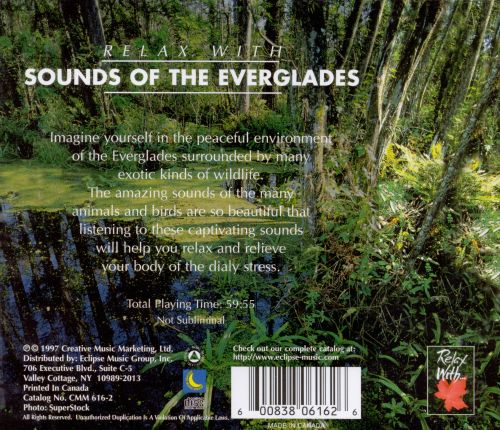 Sounds of the Everglades, Vol. 1
