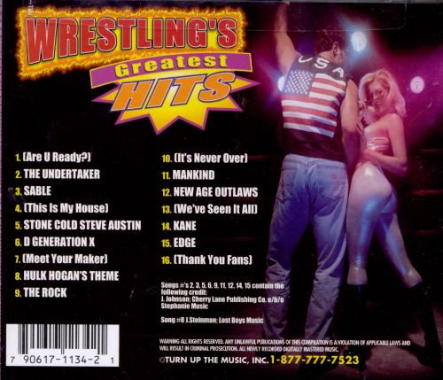 Wrestling's Greatest Hits