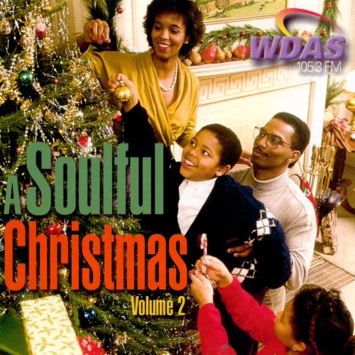 A Soulful Christmas, Vol. 2: WMXD 92.3 FM Detroit Michigan ...