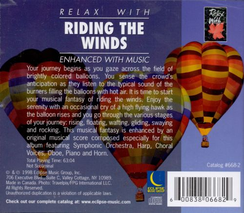 Relax with...Riding the Winds