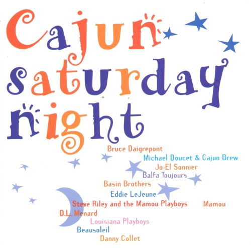 Cajun Saturday Night [Easydisc]