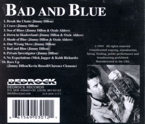 Bad and Blue