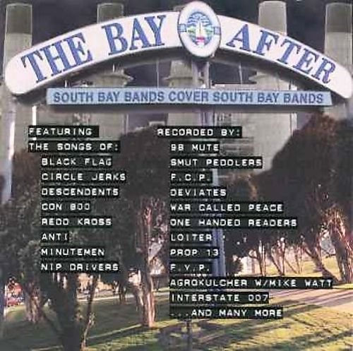 The Bay After: South Bay Bands Cover South Bay Bands