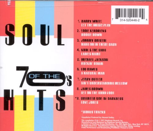 Soul Hits of the 70's [Rebound]