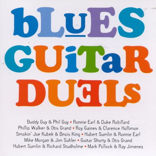 Blues Guitar Duels